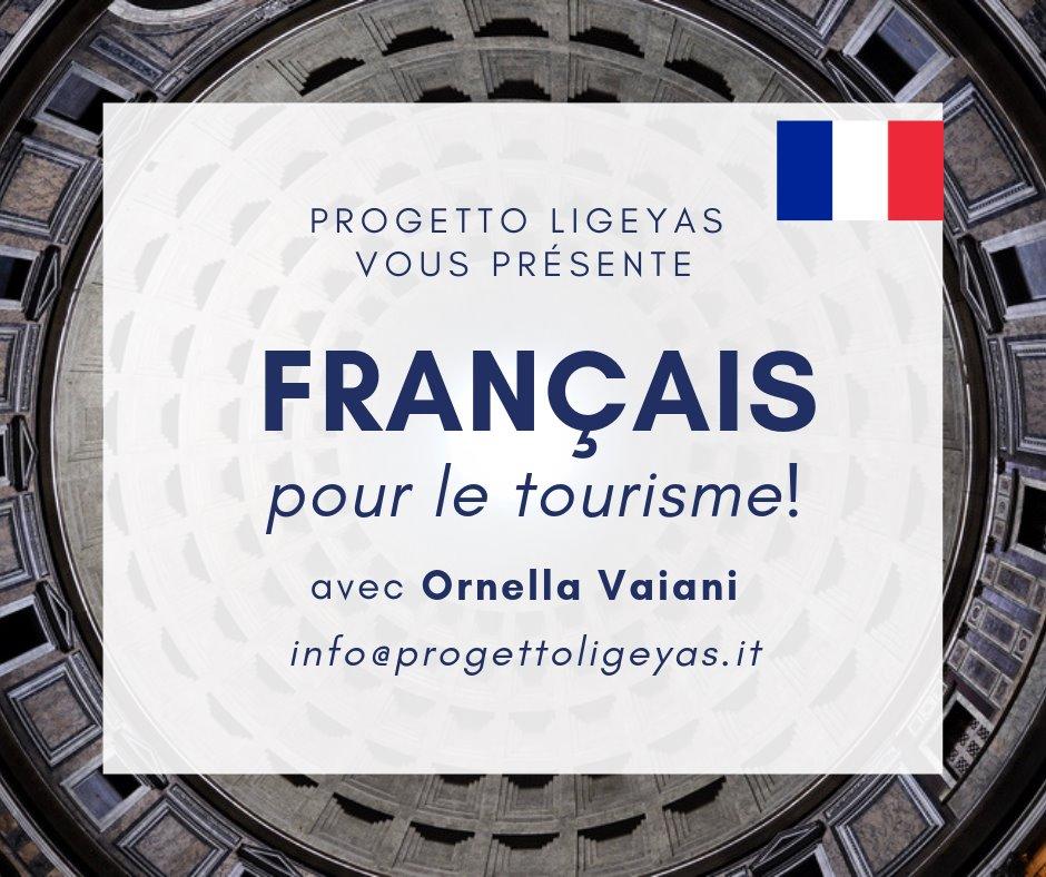 Français pour le tourisme!